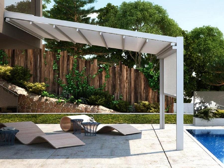 Gazebo e pergolato non hanno bisogno di permesso di for Casa moderna tetto piatto